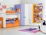 现代儿童房家具设计