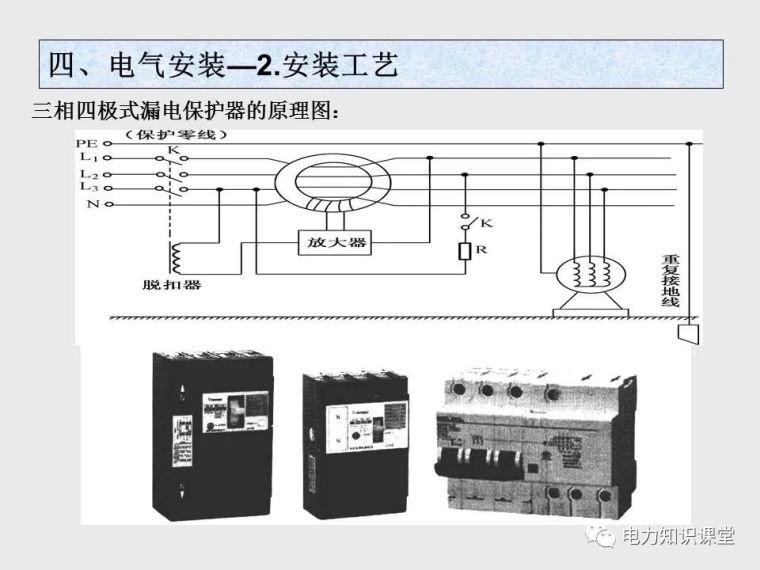收藏!最详细的电气工程基础教程知识_158