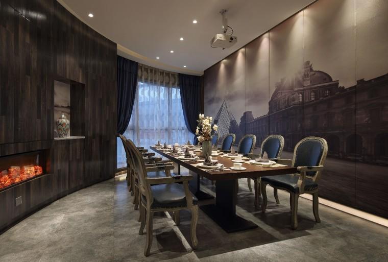 郑州东方天使茶咖啡融合餐厅-10