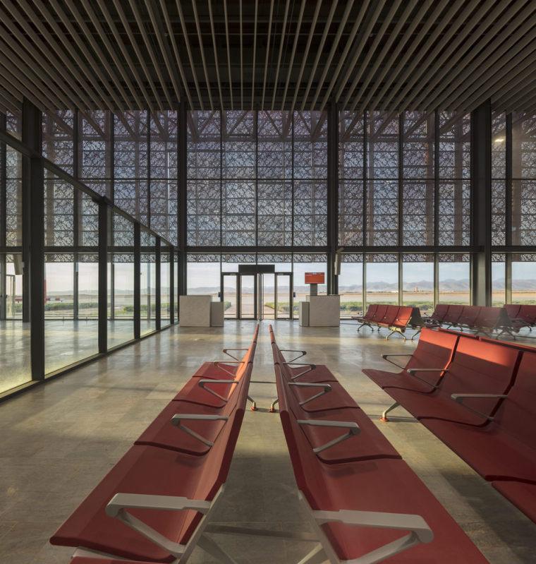 摩洛哥可拓展性盖勒敏机场内部实景图 (22)