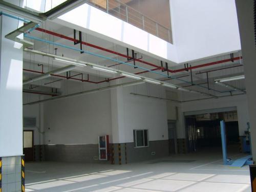 [广东]广州花都高层住宅楼给排水消防工程施工方案
