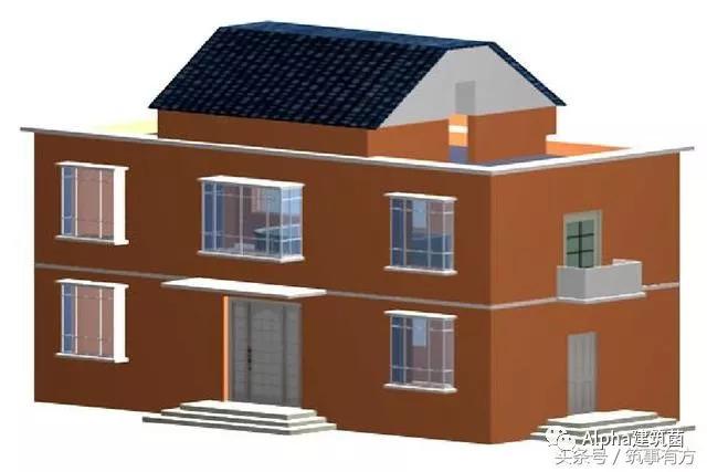 建筑工程识图、钢筋算量详细教程,造价入门建筑面积计算规则_2