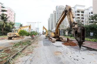 [西安]西沣路道路排水改造工程施工组织设计