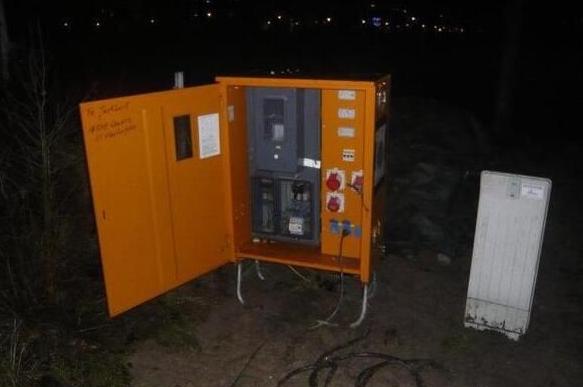 U型农渠施工方案资料下载-医院门诊综合楼临时用电施工方案
