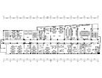 现代风格办公空间装修施工图(附效果图)
