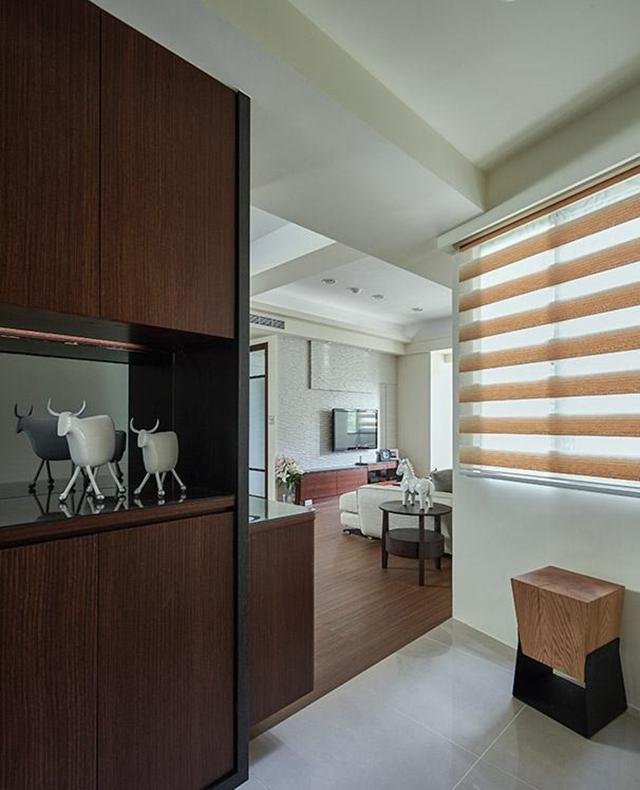 83平米老房子小户型装修翻新打造简约风格