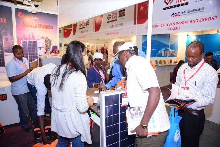 2017年肯尼亚贸易周 ,非洲的广交会