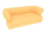 黄色大气沙发3D模型下载