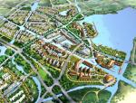 [上海]中信朱家角新镇概念性总体规划(现代,水镇)