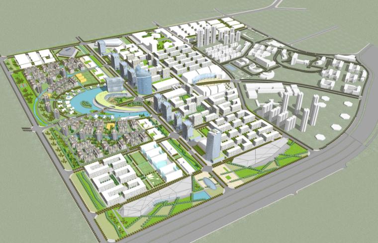 [成都]现代农科城规划设计方案文本