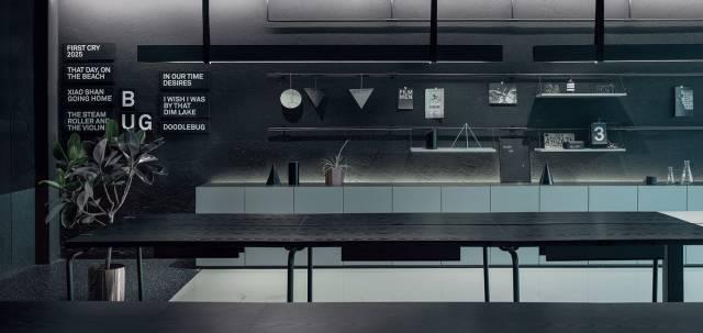 一个关于电影的办公空间,每个角落都有镜头感!_16