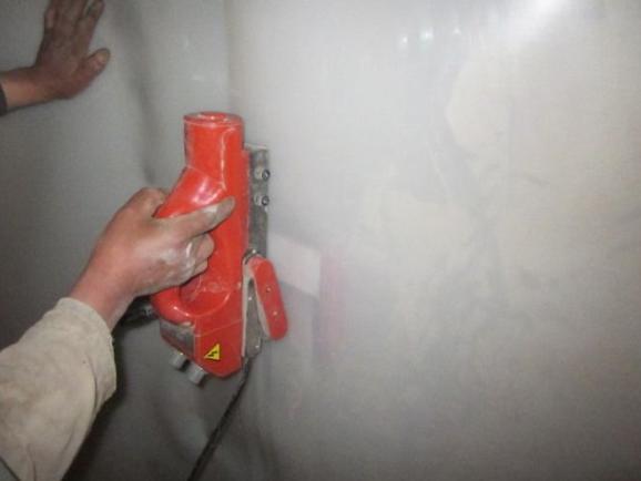 隧道土工布、防水板施工总监首件制成果书_3