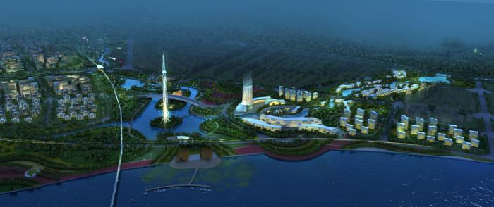 [四川]德国知名设计公司生态滨湖湿地公园景观规划设计方案_3