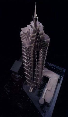 上海金茂大厦 , 1998 年6