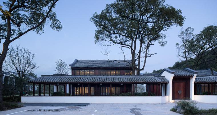 杭州雅谷泉山庄酒店