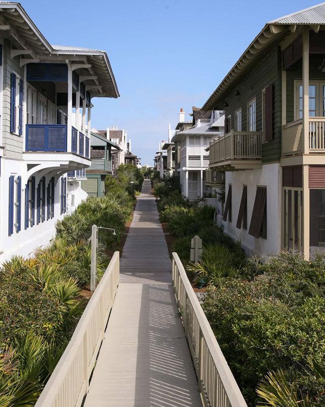 佛罗里达新城市主义社区公共景观设计_2