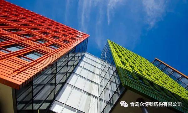 钢结构建筑结构不同于混凝土结构