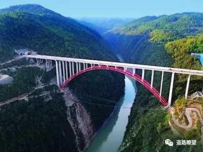 2017年度中国十大拱桥系列集锦_5