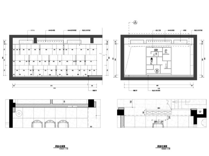 莆田新日渡假酒店欧式风格室内设计施工图及效果图(71张)