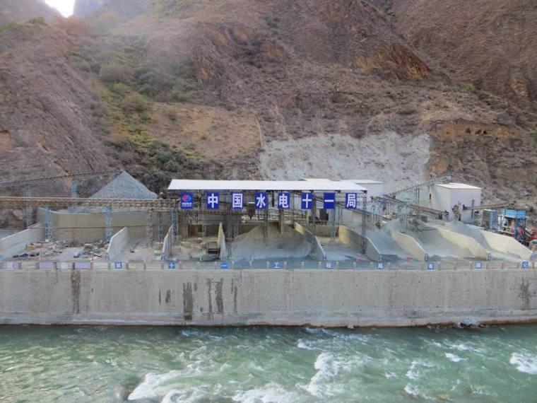 水电站扩建工程砂石加工系统施工方案