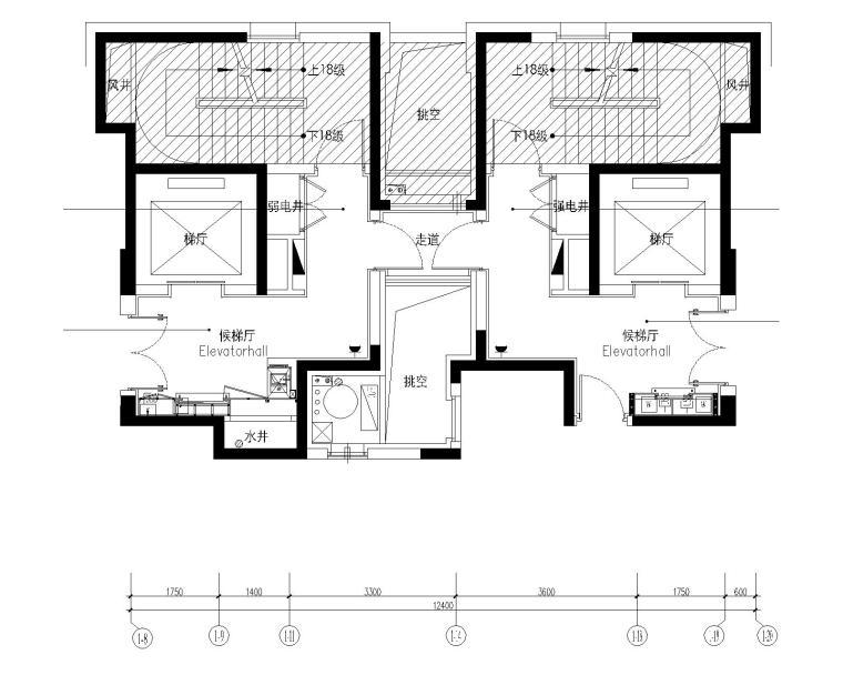 [上海]集艾设计G&A-海珀黄浦4-1中式样板间设计方案含效果图+施工图_6