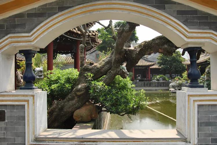 广东四大名园|细品中式古典园林的典雅与意境