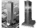 河北开元环球中心超高层框架-核心筒结构设计
