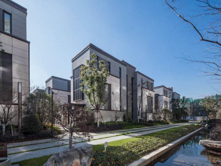 杭州合景映月台住宅景观-1