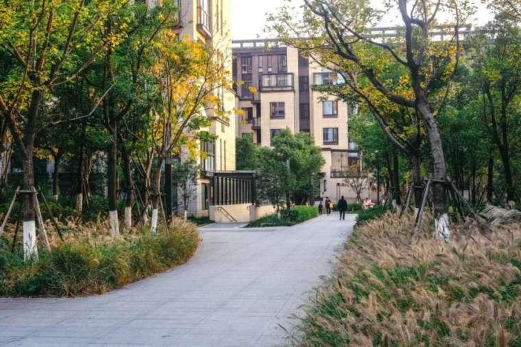 杭州良渚未来城住宅景观-14