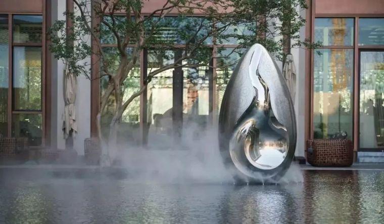 60款·当下最炫酷的地产景观雕塑_50