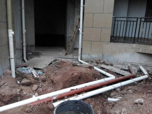 [珠海]凤凰花园小区道路及室外排水工程