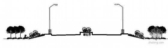 黑龙江公路绿化施工图设计
