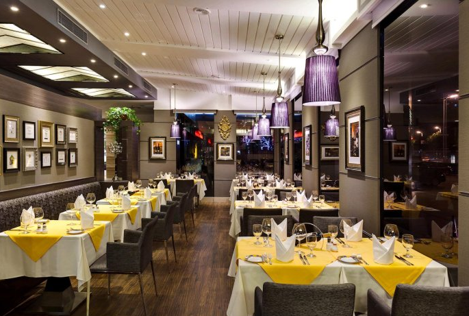 意大利式餐厅设计