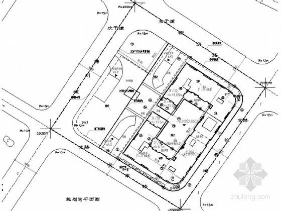 地下停车场基坑围护桩及开挖降水施工组织设计(原创)