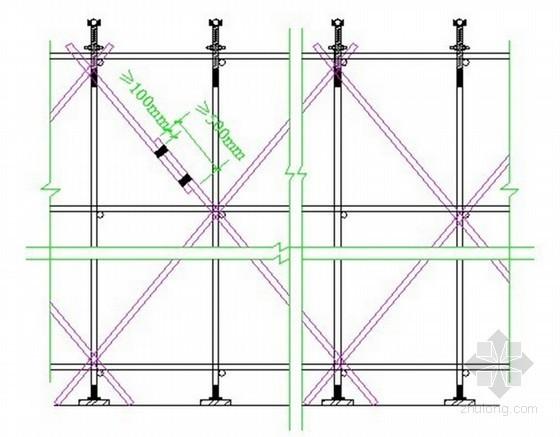 框剪结构住宅楼工程模板安全专项施工方案
