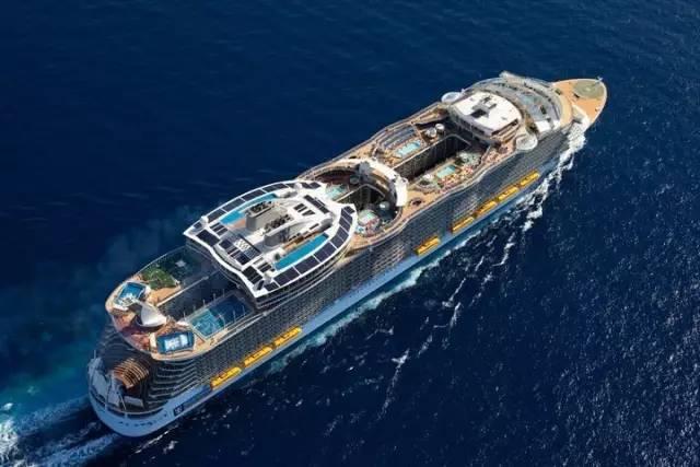 """一座海上的超级巨无霸,把""""公园""""搬到了船上!!_2"""