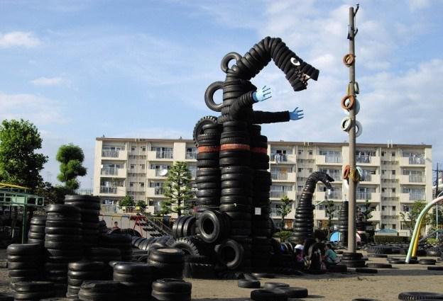全球30个创意超乎你想象的城市儿童游乐场!!