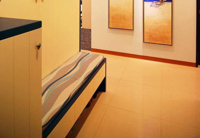 165平方米三居地中海餐厅装修效果图