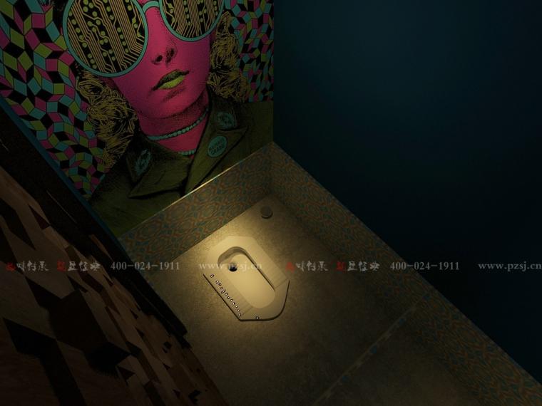 沈阳市中山路热情的斑马艺术休闲吧设计项目效果图震撼来袭-10.jpg