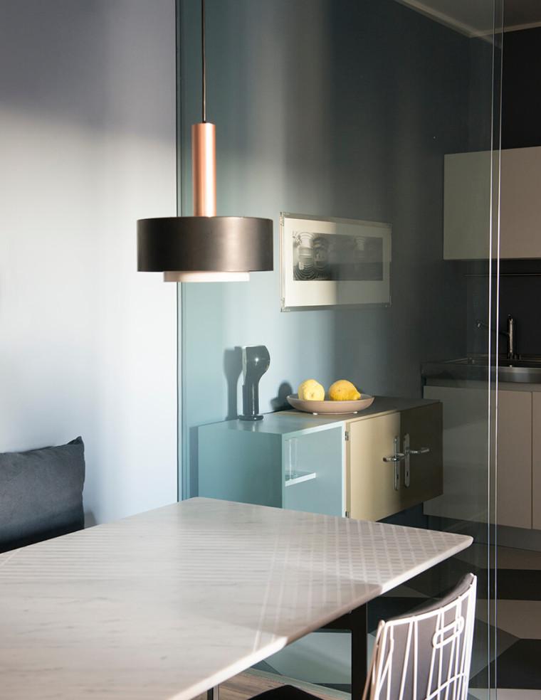 米兰公寓:艺术美感精致_7
