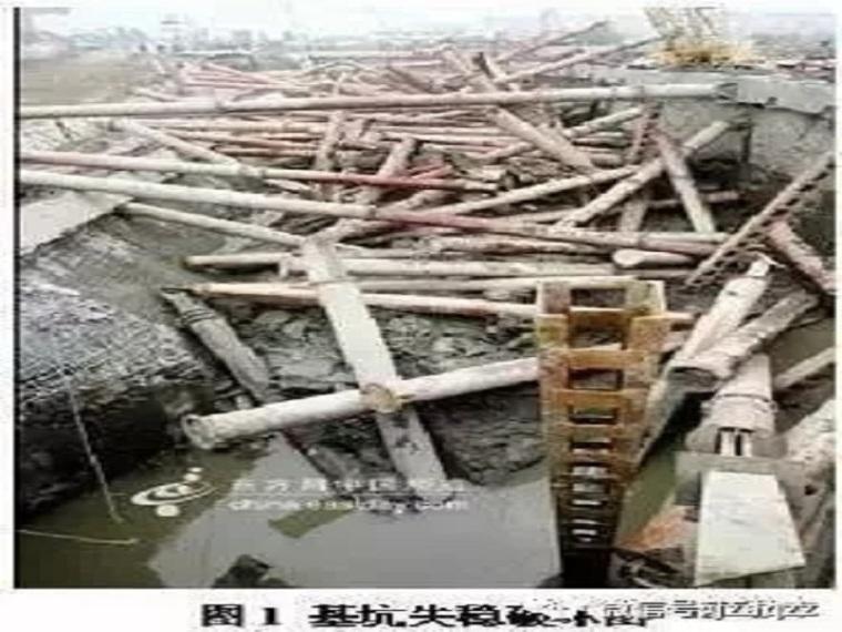9种基坑坍塌案例分析,安全非儿戏!