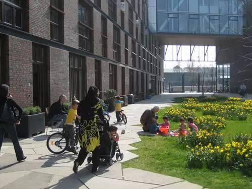居住区与别墅庭院景观设计的差别_10