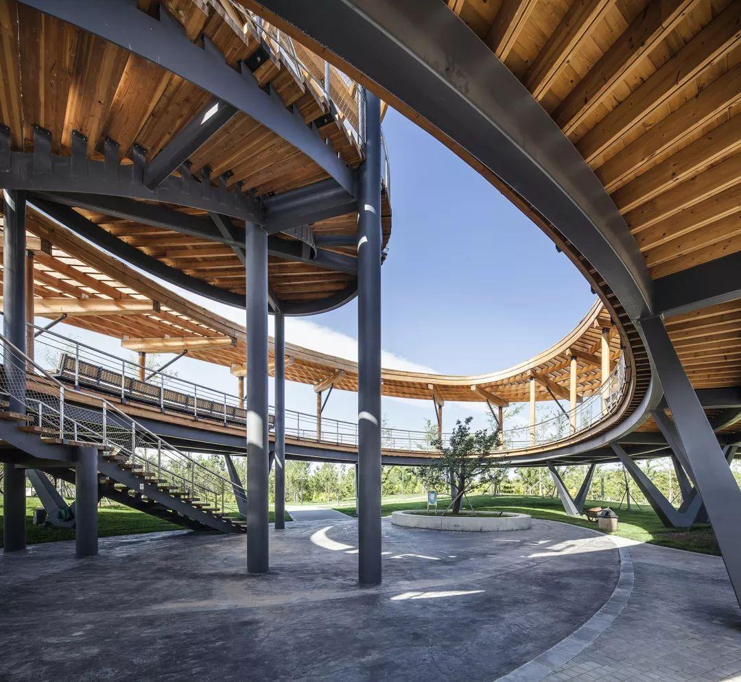 [叙事性空间结构]北京大兴生态文明教育公园/加拿大考斯顿设计_22