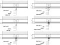 室内装修标准设计节点图