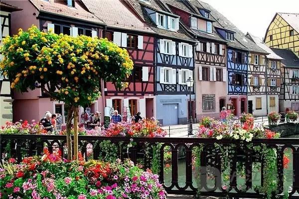 """四个最美的法国小镇,我愿在此""""终了余生""""..._21"""