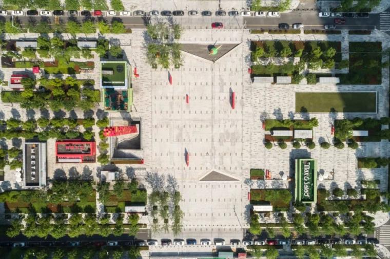 宁波东部新城中央广场-4