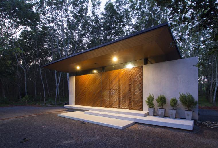 泰国Phatthalung住宅-10