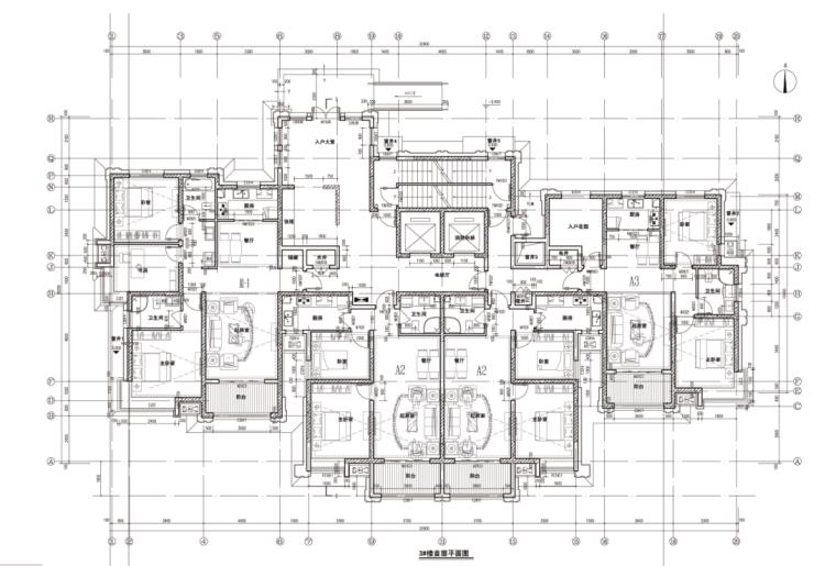 [北京]高层新古典主义塔式住宅及英式别墅(300多页PDF)_7
