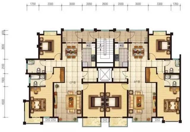 住宅设计常用参数总结!