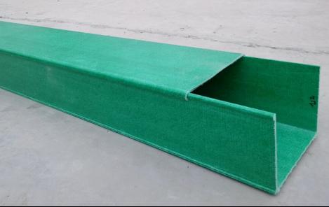 玻璃钢线槽型号规格及配线安装